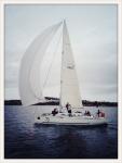 Sydney Hobart Yacht Race Menace1