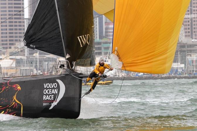 Volvo Ocean Race – Auckland stopover