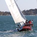 Sailing Lake Macquarie 10