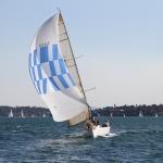 Sailing Lake Macquarie 11