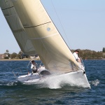 Sailing Lake Macquarie 12