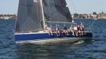 Sailing Lake Macquarie 14
