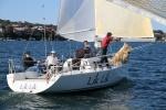 Sailing Lake Macquarie 15