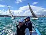 Sailing Lake Macquarie 17