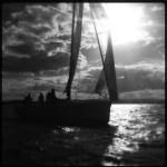 Sailing Lake Macquarie 18