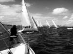 Sailing Lake Macquarie 19