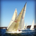 Sailing Lake Macquarie 24