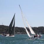 Sailing Lake Macquarie 6