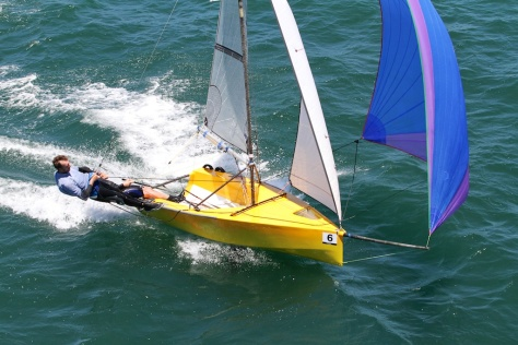 2012-13 Cherub National Championship, Belmont Bay, Lake Macquarie